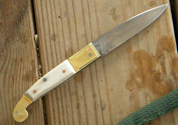 Traditional Arts & Arms Workshops: Folding Knife