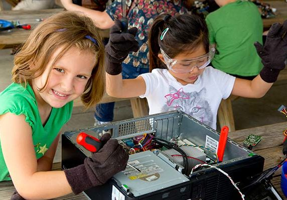 Science Camp for Girls